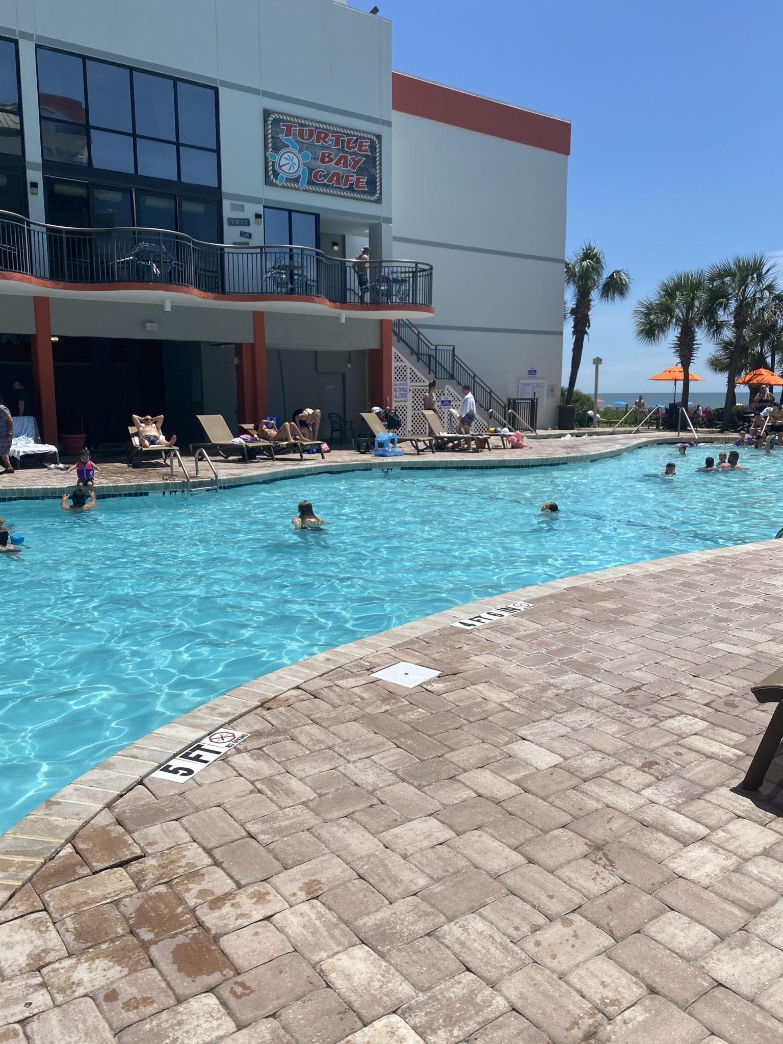Grande Cayman Pool